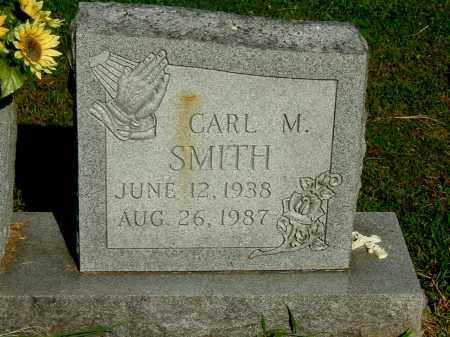 SMITH, CARL M - Gallia County, Ohio | CARL M SMITH - Ohio Gravestone Photos