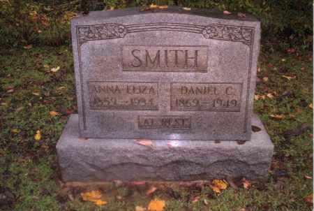 SMITH, DANIEL - Gallia County, Ohio | DANIEL SMITH - Ohio Gravestone Photos