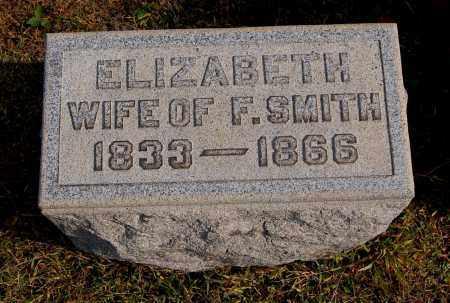 SMITH, ELIZABETH - Gallia County, Ohio | ELIZABETH SMITH - Ohio Gravestone Photos