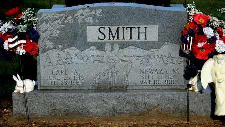 SMITH, NEWAZA M - Gallia County, Ohio | NEWAZA M SMITH - Ohio Gravestone Photos