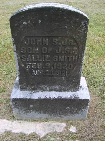 SMITH, JOHN - Gallia County, Ohio | JOHN SMITH - Ohio Gravestone Photos