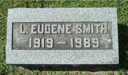 SMITH, L. EUGENE - Gallia County, Ohio | L. EUGENE SMITH - Ohio Gravestone Photos
