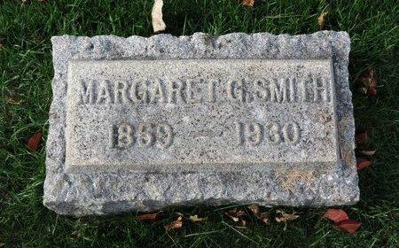SMITH, MARGARET G - Gallia County, Ohio   MARGARET G SMITH - Ohio Gravestone Photos