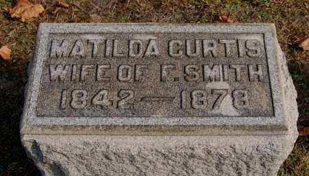 SMITH, MATILDA - Gallia County, Ohio | MATILDA SMITH - Ohio Gravestone Photos