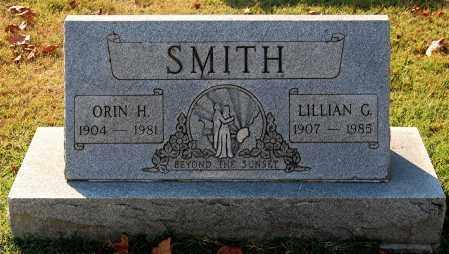 SMITH, ORIN H - Gallia County, Ohio   ORIN H SMITH - Ohio Gravestone Photos