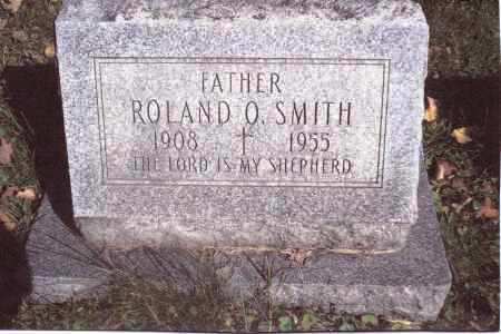 SMITH, ROLAND O. - Gallia County, Ohio | ROLAND O. SMITH - Ohio Gravestone Photos