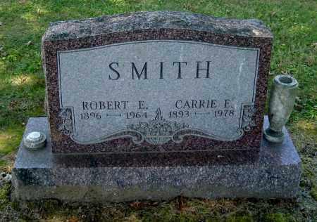 SMITH, ROBERT E - Gallia County, Ohio | ROBERT E SMITH - Ohio Gravestone Photos