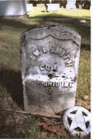 SMITH, SAMUEL - Gallia County, Ohio | SAMUEL SMITH - Ohio Gravestone Photos