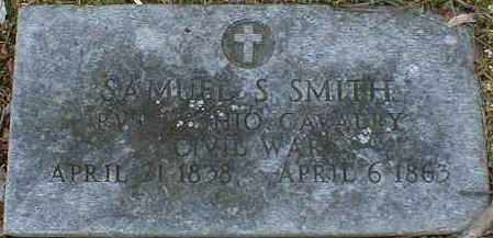SMITH, SAMUEL - Gallia County, Ohio | SAMUEL SMITH - Ohio Gravestone Photos