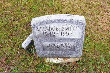 SMITH, WILMA E. - Gallia County, Ohio | WILMA E. SMITH - Ohio Gravestone Photos
