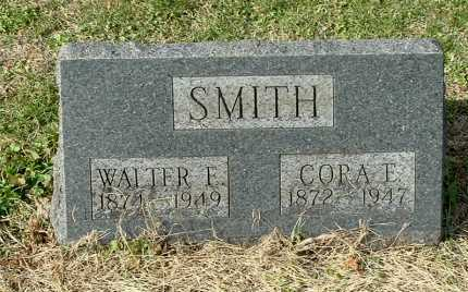 STEEDMAN SMITH, CORA E - Gallia County, Ohio | CORA E STEEDMAN SMITH - Ohio Gravestone Photos
