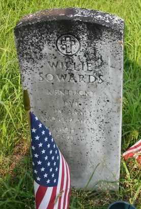 SOWARDS, WILLIE - Gallia County, Ohio | WILLIE SOWARDS - Ohio Gravestone Photos