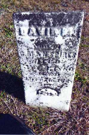 SPIRES, DAVID M. - Gallia County, Ohio | DAVID M. SPIRES - Ohio Gravestone Photos