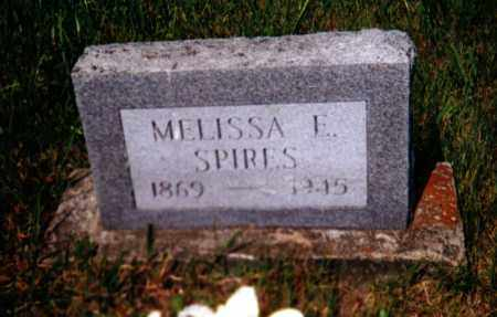 WHITE SPIRES, MELISSA - Gallia County, Ohio | MELISSA WHITE SPIRES - Ohio Gravestone Photos