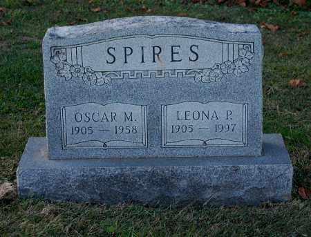 SPIRES, LEONA P - Gallia County, Ohio | LEONA P SPIRES - Ohio Gravestone Photos