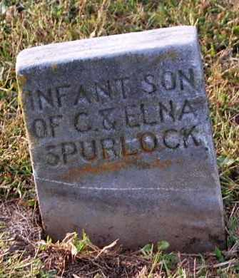 SPURLOCK, INFANT SON - Gallia County, Ohio | INFANT SON SPURLOCK - Ohio Gravestone Photos