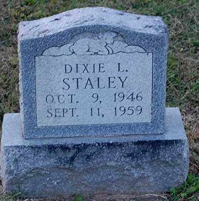 STALEY, DIXIE L - Gallia County, Ohio | DIXIE L STALEY - Ohio Gravestone Photos