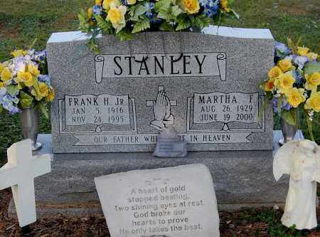 STANLEY, MARTHA F - Gallia County, Ohio | MARTHA F STANLEY - Ohio Gravestone Photos