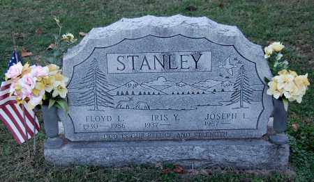 STANLEY, IRIS Y - Gallia County, Ohio | IRIS Y STANLEY - Ohio Gravestone Photos