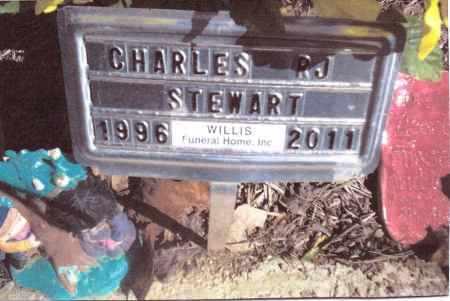 STEWART, CHARLES R J - Gallia County, Ohio | CHARLES R J STEWART - Ohio Gravestone Photos
