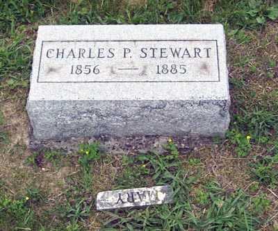 STEWART, CHARLES P. - Gallia County, Ohio | CHARLES P. STEWART - Ohio Gravestone Photos