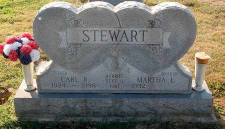 STEWART, CARL R - Gallia County, Ohio | CARL R STEWART - Ohio Gravestone Photos