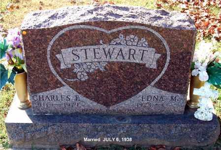 STEWART, CHARLES F - Gallia County, Ohio | CHARLES F STEWART - Ohio Gravestone Photos