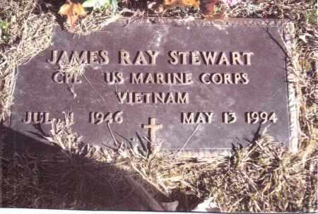 STEWART, JAMES RAY - Gallia County, Ohio | JAMES RAY STEWART - Ohio Gravestone Photos