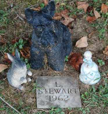 STEWART, L - Gallia County, Ohio | L STEWART - Ohio Gravestone Photos