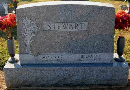 STEWART, BELVA B - Gallia County, Ohio | BELVA B STEWART - Ohio Gravestone Photos