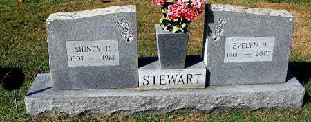 STEWART, SIDNEY C - Gallia County, Ohio | SIDNEY C STEWART - Ohio Gravestone Photos
