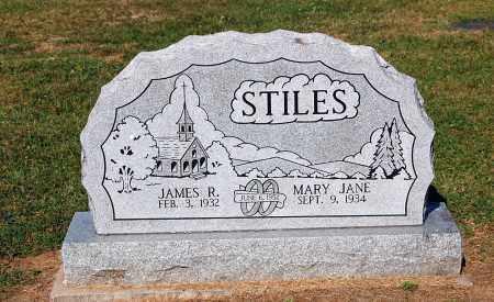 STILES, JAMES R - Gallia County, Ohio | JAMES R STILES - Ohio Gravestone Photos