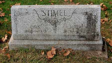 STIMEL, JULIA - Gallia County, Ohio | JULIA STIMEL - Ohio Gravestone Photos