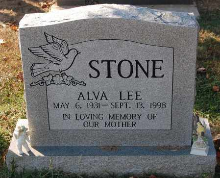 STONE, ALVA LEE - Gallia County, Ohio | ALVA LEE STONE - Ohio Gravestone Photos