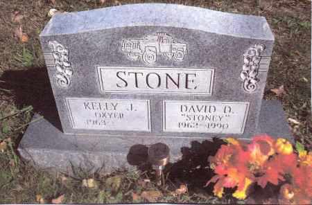 STONE, DAVID D. - Gallia County, Ohio | DAVID D. STONE - Ohio Gravestone Photos