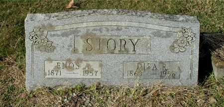 STORY, ENOS A - Gallia County, Ohio | ENOS A STORY - Ohio Gravestone Photos