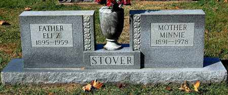 STOVER, ELI Z - Gallia County, Ohio | ELI Z STOVER - Ohio Gravestone Photos