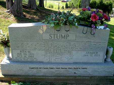 STUMP, ARNOLD - Gallia County, Ohio | ARNOLD STUMP - Ohio Gravestone Photos