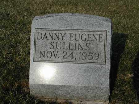 SULLINS, DANNY EUGENE - Gallia County, Ohio | DANNY EUGENE SULLINS - Ohio Gravestone Photos