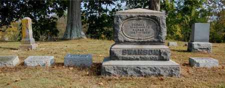 SWANSON, FAMILY OVERVIEW - Gallia County, Ohio | FAMILY OVERVIEW SWANSON - Ohio Gravestone Photos
