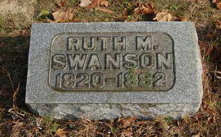 SWANSON, RUTH M - Gallia County, Ohio | RUTH M SWANSON - Ohio Gravestone Photos