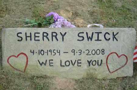 SWICK, SHERRY - Gallia County, Ohio | SHERRY SWICK - Ohio Gravestone Photos