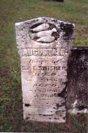SWISHER, AUGUSTA E. - Gallia County, Ohio | AUGUSTA E. SWISHER - Ohio Gravestone Photos