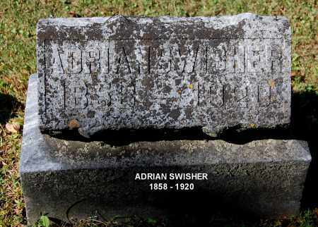SWISHER, ADRIAN - Gallia County, Ohio | ADRIAN SWISHER - Ohio Gravestone Photos