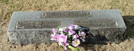 SWISHER, MARY - Gallia County, Ohio | MARY SWISHER - Ohio Gravestone Photos