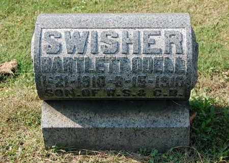 SWISHER, BARTLETT O'DELL - Gallia County, Ohio | BARTLETT O'DELL SWISHER - Ohio Gravestone Photos
