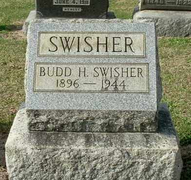 SWISHER, BUDD H - Gallia County, Ohio | BUDD H SWISHER - Ohio Gravestone Photos