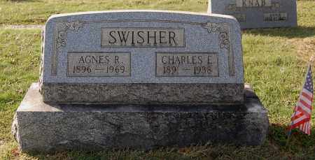 SWISHER, CHARLES E - Gallia County, Ohio | CHARLES E SWISHER - Ohio Gravestone Photos
