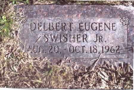 SWISHER, DELBERT EUGENE - Gallia County, Ohio | DELBERT EUGENE SWISHER - Ohio Gravestone Photos