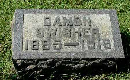 SWISHER, DAMON - Gallia County, Ohio | DAMON SWISHER - Ohio Gravestone Photos